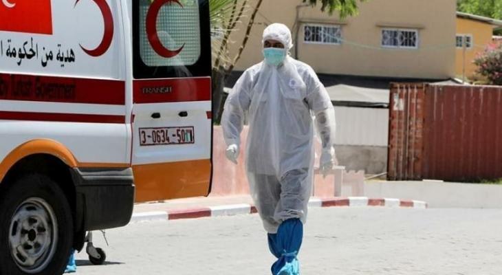 تسجيل 7 اصابات جديدة بفيروس كورونا في قطاع غزة