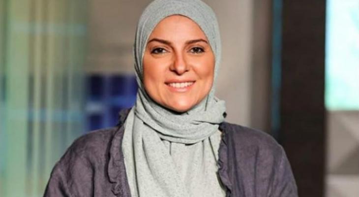 """بالصور: النجمة المصرية """"دعاء فاروق"""" تنشر صورها بـ""""البوركيني"""" بيئة وعاجبني!"""