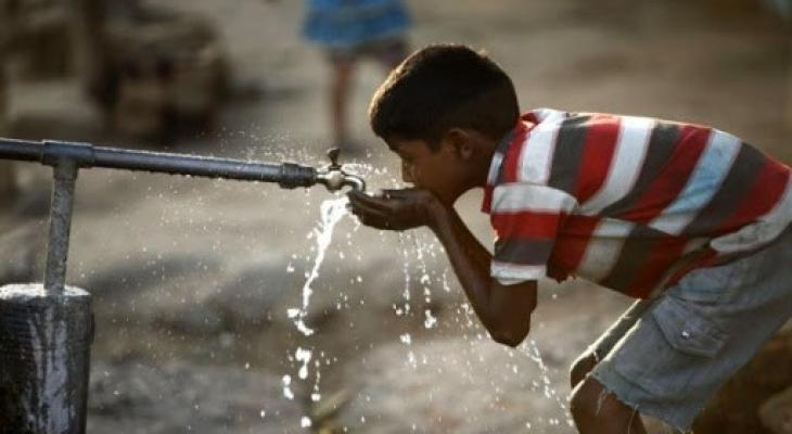 أزمة الكهرباء والمياه