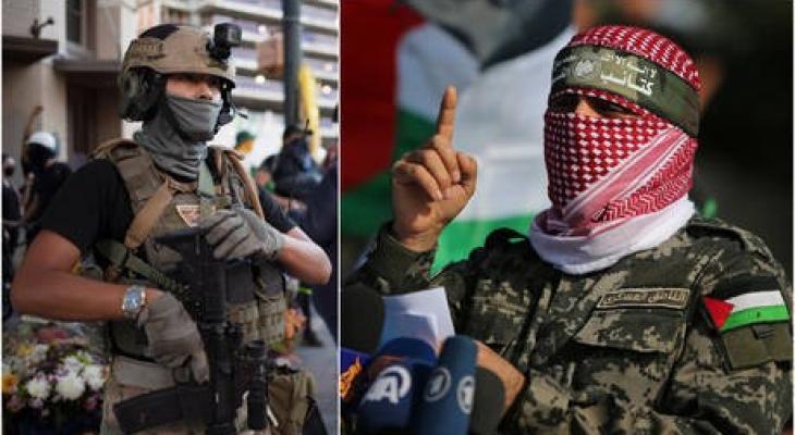 حماس وجماعة بوجالو بوا