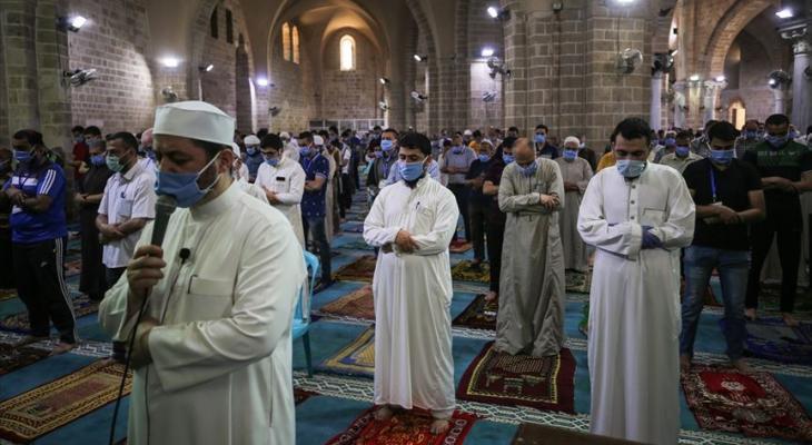 أوقاف غزة تنشر قائمة أسماء الخطباء لصلاة الجمعة