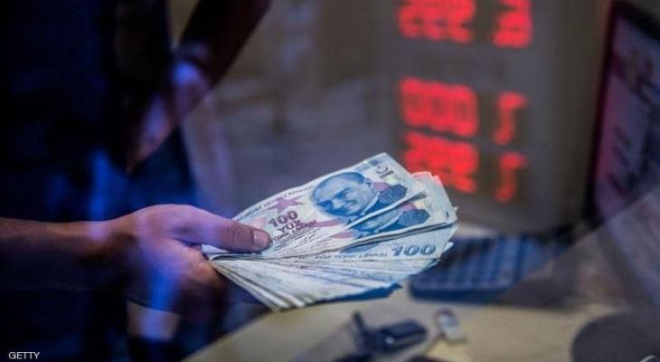 """""""صفعة جديدة"""" للاقتصاد """"التركي"""" تخفيض للتصنيف الائتماني"""