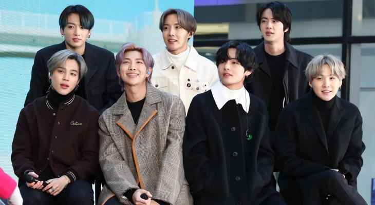 من هو زوجك من الكوريين BTS