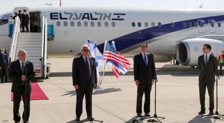 وصول وفد إسرائيلي إلى البحرين