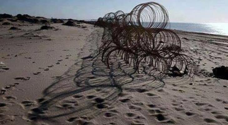 انقلاب جرفة إسرائيلية شمال قطاع غزة