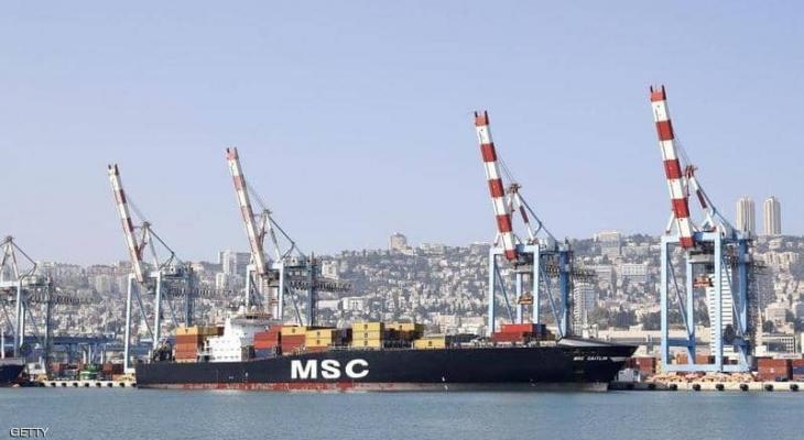 """شركة"""" تركية"""" تسعى إلى الفوز بتسيير أكبر ميناء إسرائيلي"""