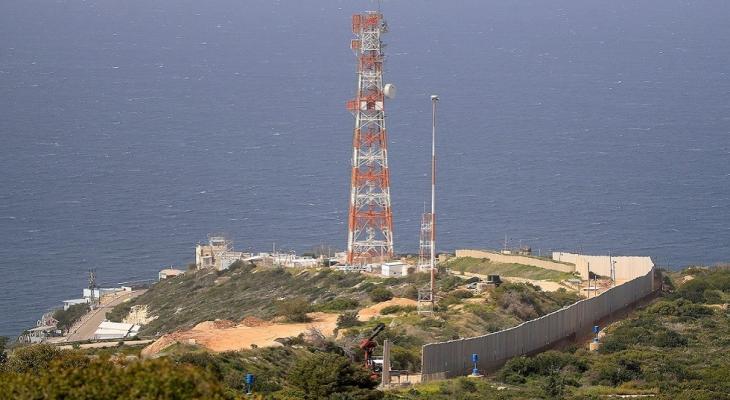 الحدود البحرية بين إسرائيل ولبنان