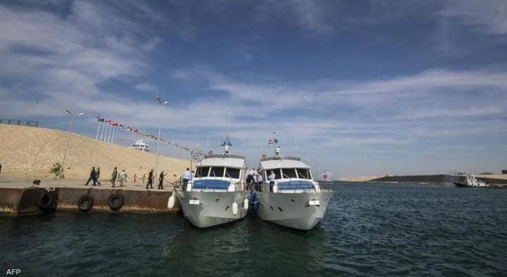 مصر: هيئة قناة السويس تخفض رسوم مرور السفن السياحية