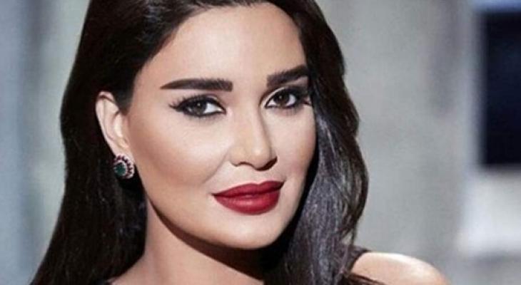 سيرين عبد النور تصاب برعب بعد إشهار حسن الرداد مسدسا في وجهها