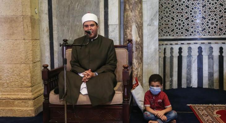 أوقاف غزة تصدر بيانًا مهمًا بشأن مستجدات الحالة الوبائية