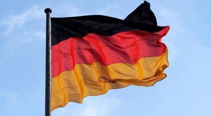 علم ألمانيا.