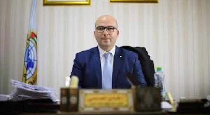 تفاصيل اجتماع الهدمي مع ممثل ألمانيا الجديد لدى فلسطين