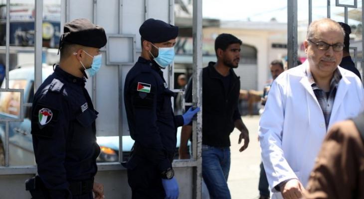 شرطة غزة