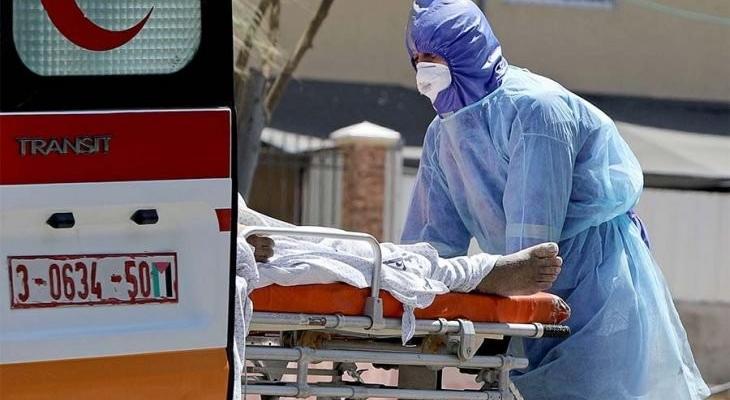 """صحة غزّة تنشر الخارطة الوبائية لفيروس """"كورونا"""" الأربعاء 21 يوليو 2021"""