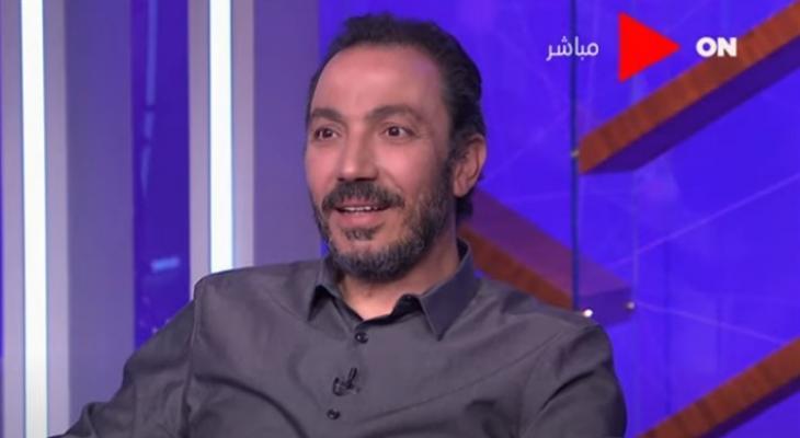 """طارق لطفي: لغة ابنتي منعتها من مشاهدة """"القاهرة كابول"""""""