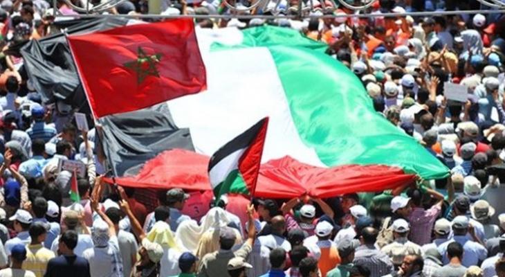 مسيرات بالمغرب دعمًا لفلسطين