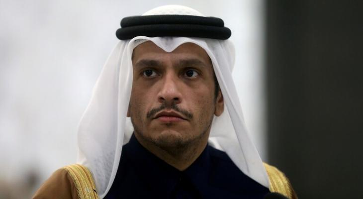 وزير الخارجية القطري