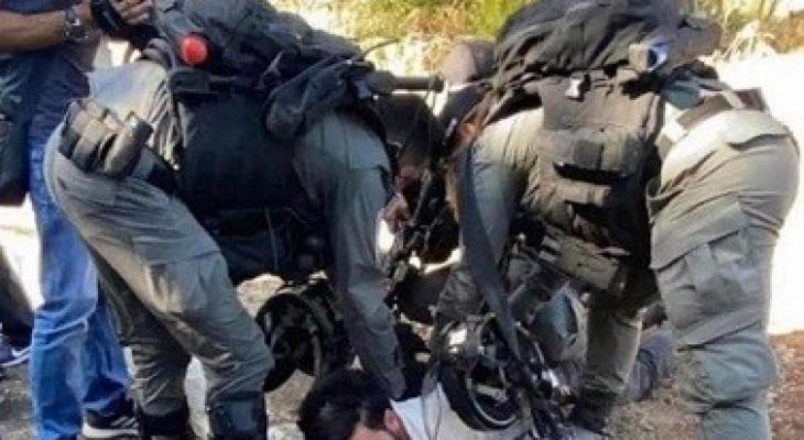 اعتقال مقدسي في الشيخ جراح.jpg