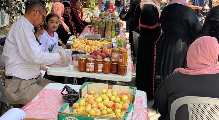 سوق المزارعين الوطني في بيت لحم