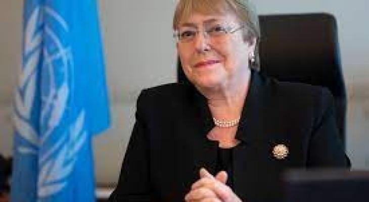 المفوض السامي للأمم المتحدة تُعرب عن قلقها إزاء الوضع في فلسطين