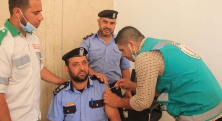 تطعيم داخلية غزة