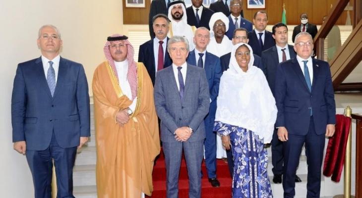 وزيرة خارجية الكوت ديفوار تؤكد دعم بلادها لحل الدولتين.jpg