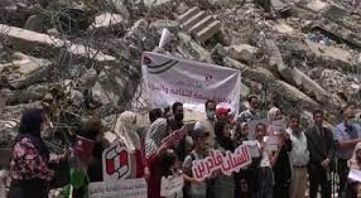 نقابات العمال برام الله تُطلق حملة لجمع التبرعات لأبناء شعبنا في غزّة