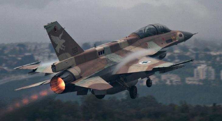 طائرات الاحتلال.