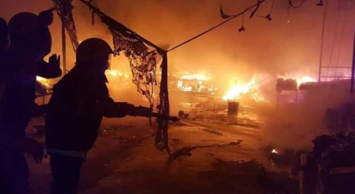 تصاعد الحرائق في جنوب أوروبا وسط توقعات بموجة حر واسعة