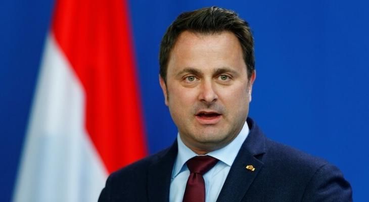 رئيس وزراء لوكسمبورغ