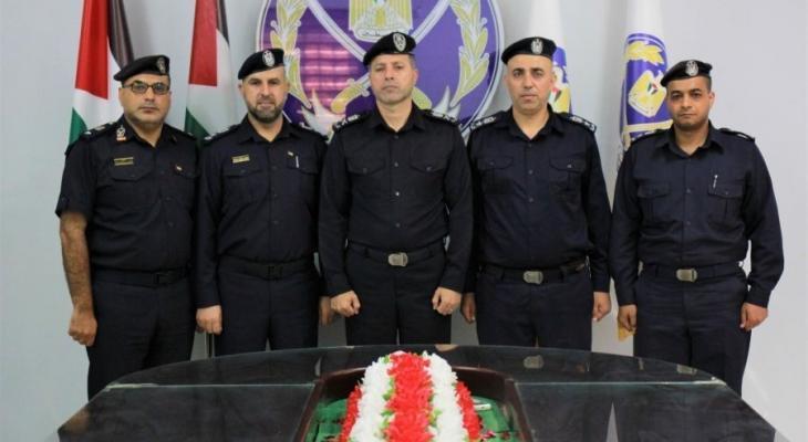 شرطة غزة تُعيّن مدراء جدد لمراكز الشرطة
