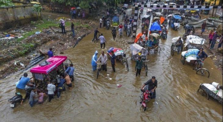 فيضان الهند