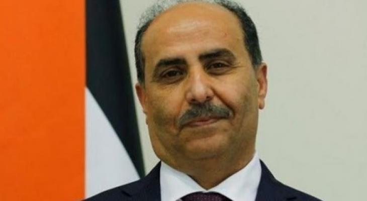 العطاري يستنكر إغلاق الاحتلال مقر اتحاد لجان العمل الزراعي برام الله