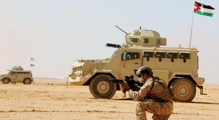 الجيش الاردني