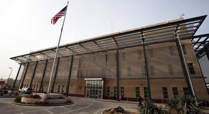 سفارة الولايات المتحدة في بغداد
