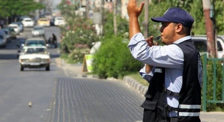 مرور غزة تُغلق عدّة شوارع في غزّة لهذا السبب!