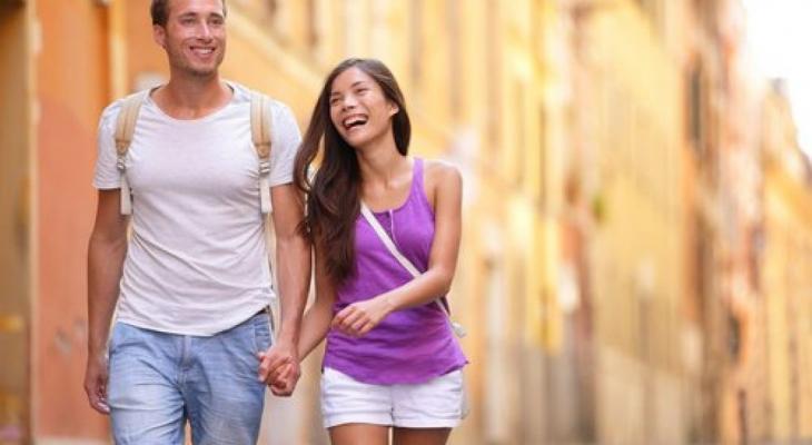 """شاهدى   اليكِ """"حواء"""" كيف يؤثر فارق الطول بينك وبين زوجك على حياتكما"""