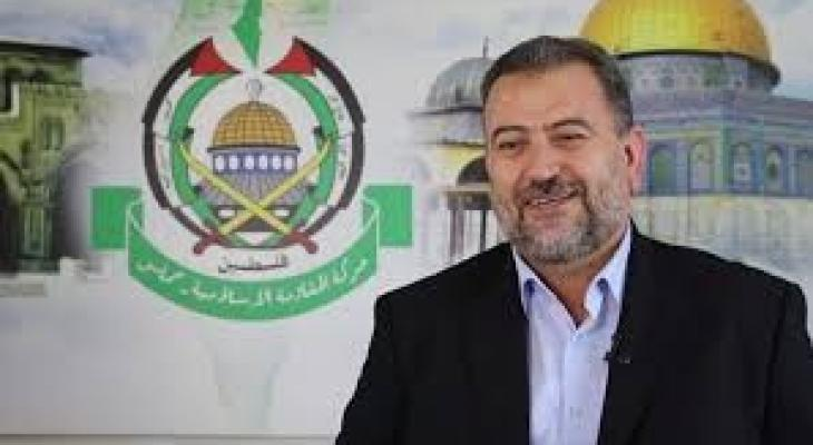 """حركة """"حماس"""" تنتخب صالح العاروري نائبًا لرئيسها إسماعيل هنية"""
