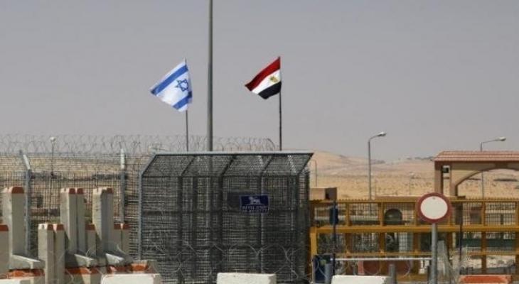 وفد أمني إسرائيلي يتجه إلى مصر لبحث ملف الهدوء في قطاع غزة