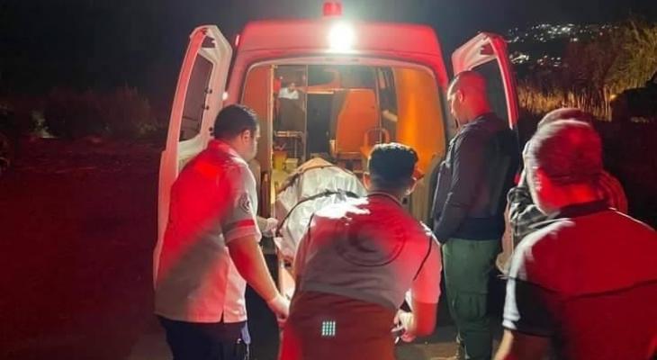تسليم جثمان الشهيد محمد حسن