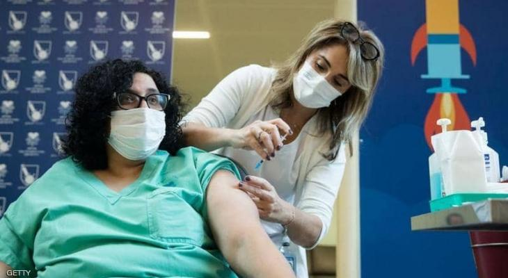 التطعيم في اسرائيل