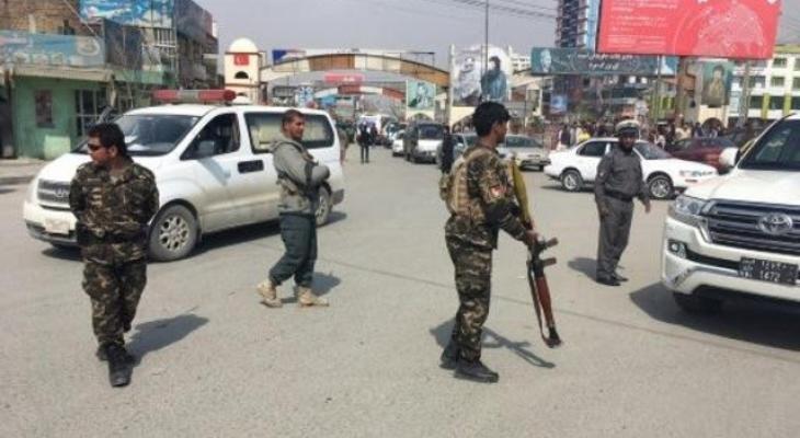 13 قتيل في تفجير انتحاري بمحيط مطار كابل