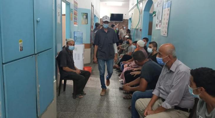 صحة غزة تصدر تنويهاً حول خطة عمل حملة التطعيم وسحب العينات