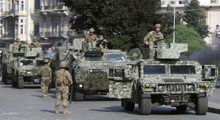 الجيش.