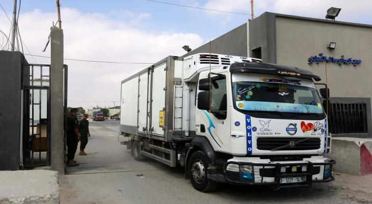 تسهيلات اسرائيلية لغزة