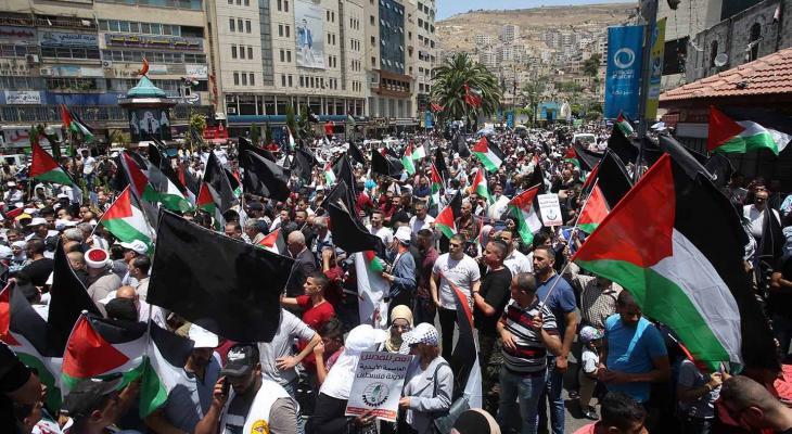 """""""مقاومة الجدار والاستيطان"""" تُعلن انطلاق مخيم الأمم في سلفيت"""