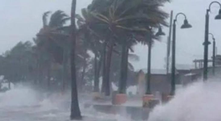 إعصار في الولايات المتحدة