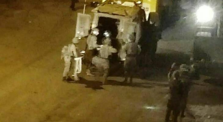 """مواجهات عنيفة واشتباكات مسلحة قرب قبر """"يوسف"""" في نابلس"""