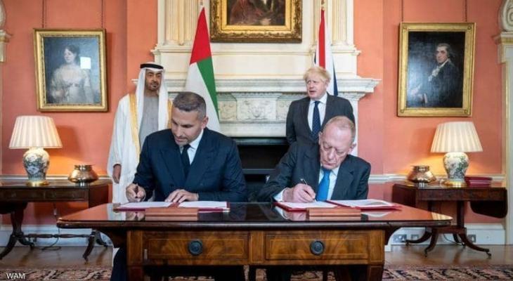 الإمارات:  تستثمر 10 مليارات جنيه إسترليني في بريطانيا
