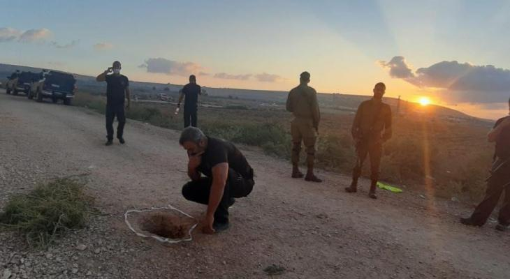 جيش الاحتلال يتخذ إجراءات جديدة في جلبوع خوفاً من وجود أنفاق إضافية
